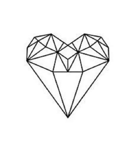 diamond heart tattoo designs animated ideas and animated