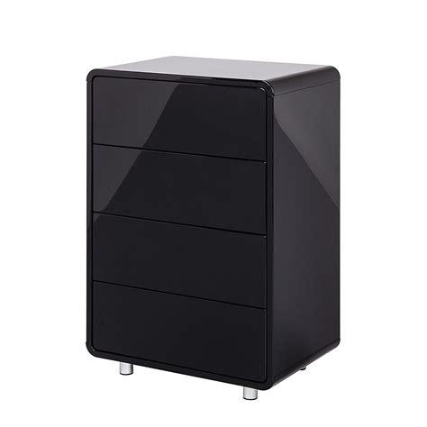 kommode weiß schwarz hochglanz kommode kasy 2 hochglanz schwarz schrank info