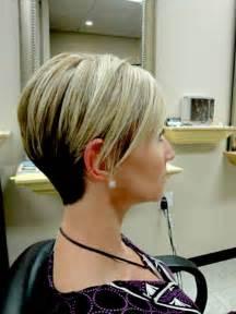 Blonde dark highlights hair