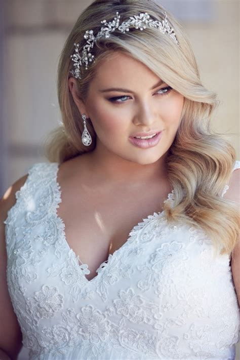 Wedding Hairstyles For Hair Plus Size plus size hairstyles for wedding hairzstyle