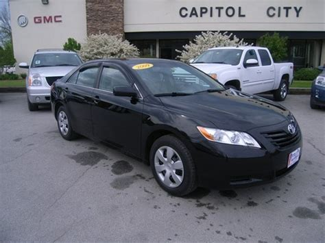 Black Toyota Camry 2009 2009 Toyota Camry Black Products I