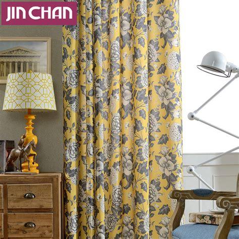 cheap yellow curtains online get cheap yellow window shades aliexpress com
