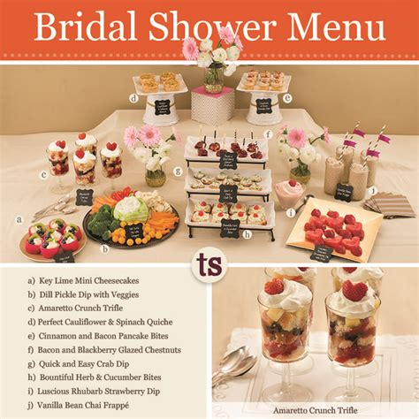 bridal shower menu 2 22 best country boys and invitation ideas