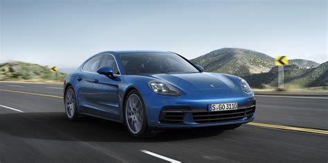 Panamera Porsche Price by 2017 Porsche Panamera Revealed 304 200 Starting Price