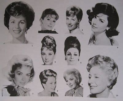 1960s hairstyles history in ireland these were the 10 best coiffured women of 1963 1960 s