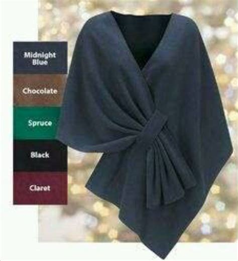 Sewing Pattern Wrap | perfect wrap for my layers stylish pinterest