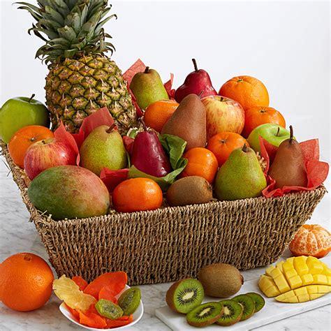 fruit basket fruit baskets snack baskets delivered from 39 99