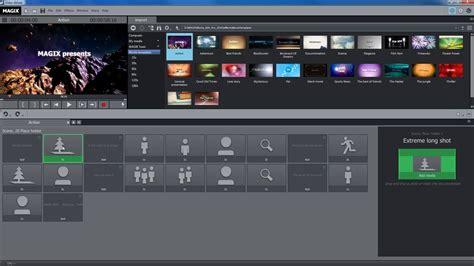 Magix Edit Pro Templates magix edit pro 2016 templates tutorial int