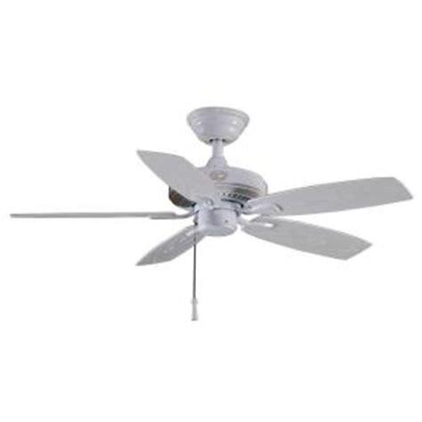 hton bay gazebo ceiling fan hton bay gazebo ii 42 in white indoor outdoor ceiling