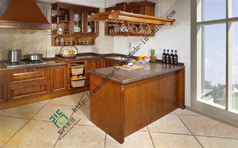 Kitchen Cabinet China American Standard Luxury Classic Oak Solid Wood Kitchen Cabinet Norma Budden
