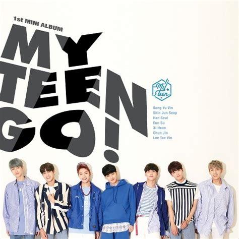download mp3 full album kpop download mini album myteen myteen go mp3 kpop
