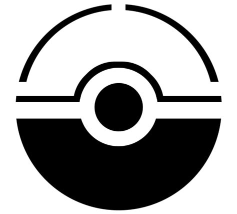 pokeball template stencils printable images images