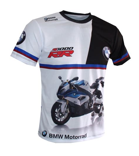 Motorrad Bmw T Shirt by Bmw S1000rr R T Shirt With Logo And All Printed
