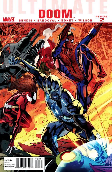 Reon Comics Vol 5 ultimate comics doom vol 1 2 marvel database fandom powered by wikia