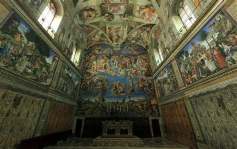 Sistine Chapel Ceiling Tour by What The You Done Sistine Chapel Tour