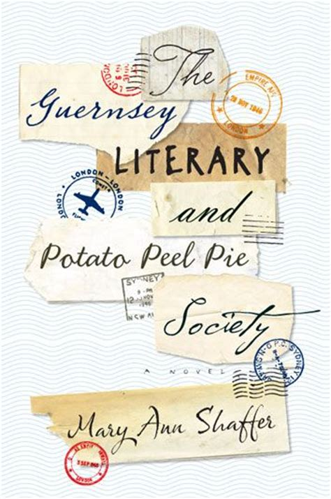 libro the guernsey literary and good books hand writing and book cover design on