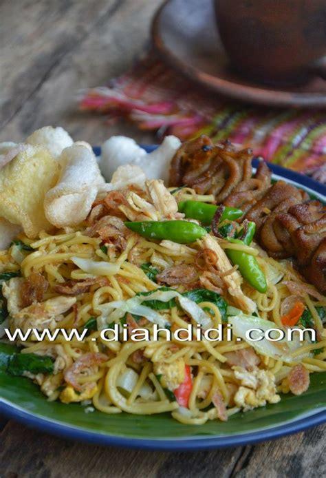 membuat nasi goreng tek tek 816 best indonesian food n drink images on pinterest