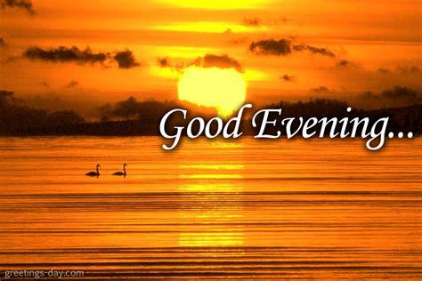 good evening  daily ecards