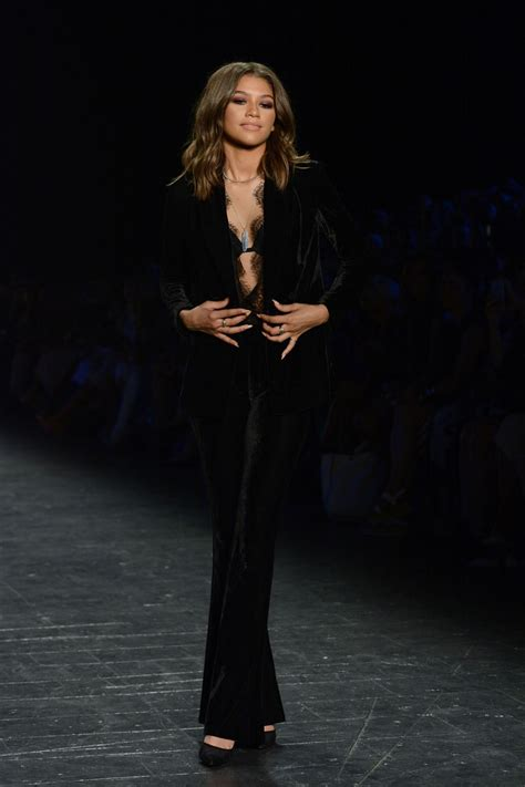 New Fashion Show by Zendaya Coleman Project Runway Fashion Show New York
