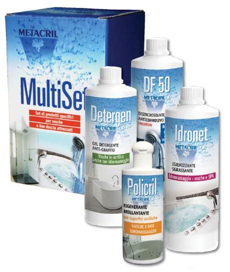 prodotti per vasca idromassaggio multi set idromassaggio set di prodotti assortiti per