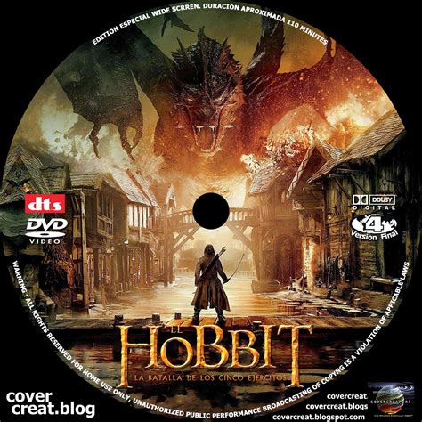 Kaos Mov Hobbit 1 Bv Oceanseven the hobbit 3 dvd pictures to pin on pinsdaddy