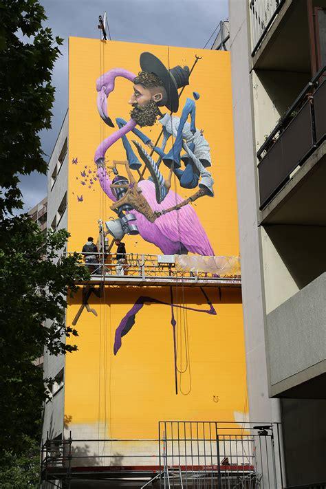 maye  paris france streetartnews streetartnews