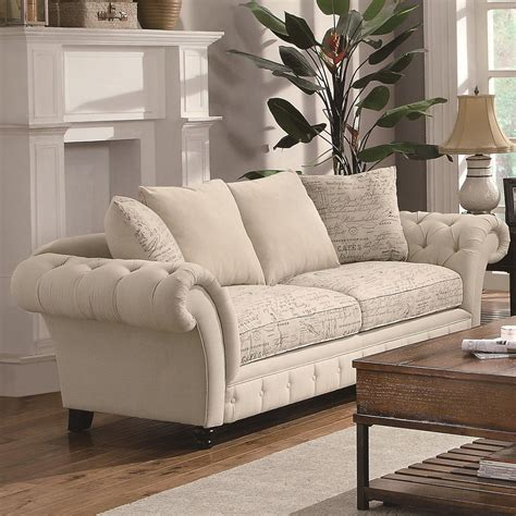 bequemes sofa willow beige fabric sofa a sofa furniture outlet