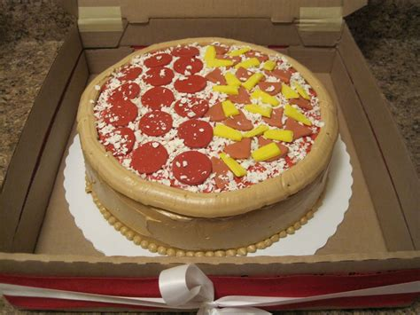 pizza cake images your happy baker oreo cookies n pizza cake
