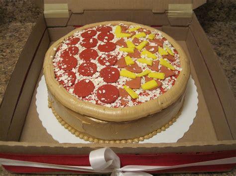 your happy baker oreo cookies n cream pizza cake