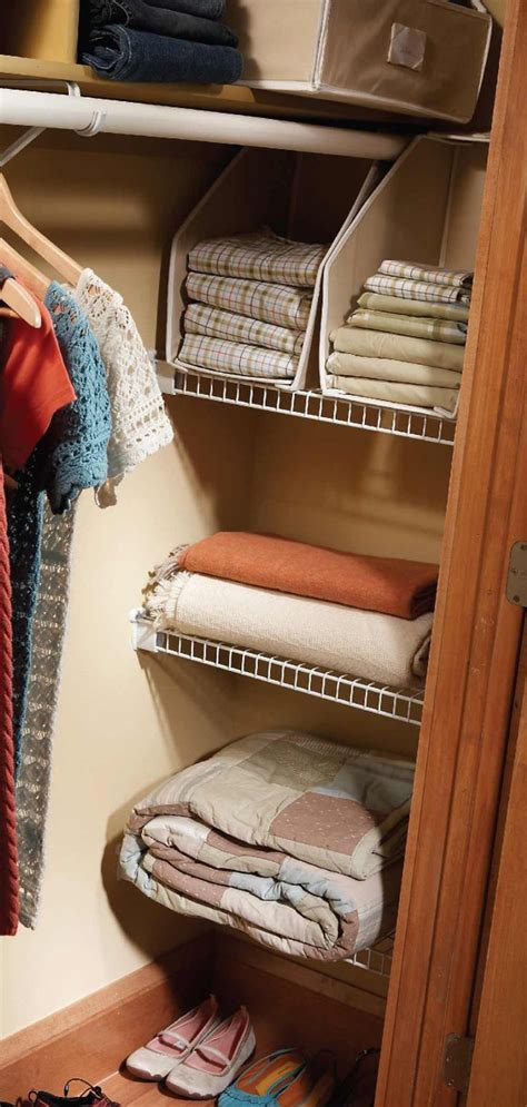 Need More Closet Space by Easy Ways To Expand Your Closet Space