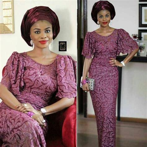 naija lace styles 17 best ideas about aso ebi lace styles on pinterest