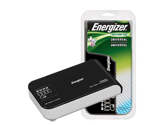 Baterai Charger Energizer universal battery charger energizer
