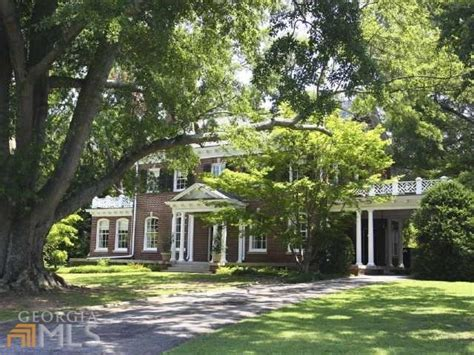 design house newnan ga historic home tour a classic revival