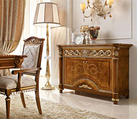 Classic Italian Living Room Furniture Luxurious And Prestigious Italian Furniture For The Living Room