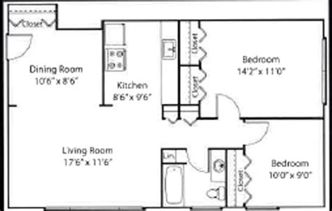 basement apartment floor plans colonial court apartments