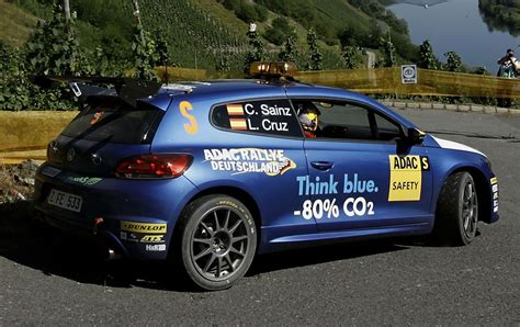 Volkswagen Rally Car by Volkswagen Scirocco Rally Car Photo 5 9103