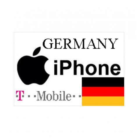 t mobile germany unlock iphone 3 3gs 4 4s t mobile germany by imei