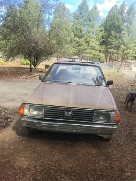 subaru klamath falls oregon 1982 subaru brat 4x4 manual for sale in klamath falls oregon