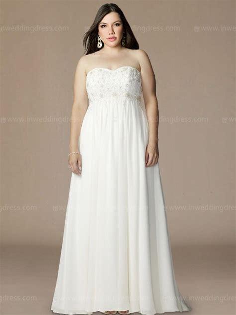 hochzeitskleid plus size 40 elegant plus size wedding dresses that make you proud