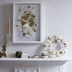 Paper Craft Ideas For Home Decor 15 Winter Decorating Ideas Inviting Deer Into Modern Home Interiors