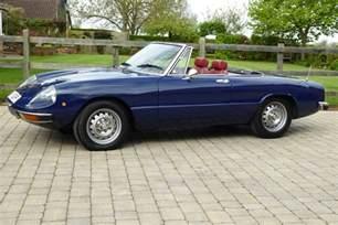 1975 alfa romeo 2000 spider veloce classic car auctions
