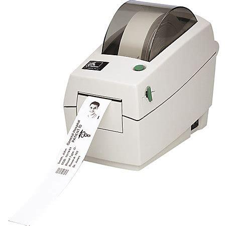 Office Depot Zebra Labels Zebra Lp 2824 Plus Thermal Label Printer By Office Depot