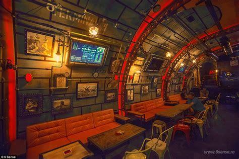 idea design cluj romanian submarine bar open in city of cluj napoca daily
