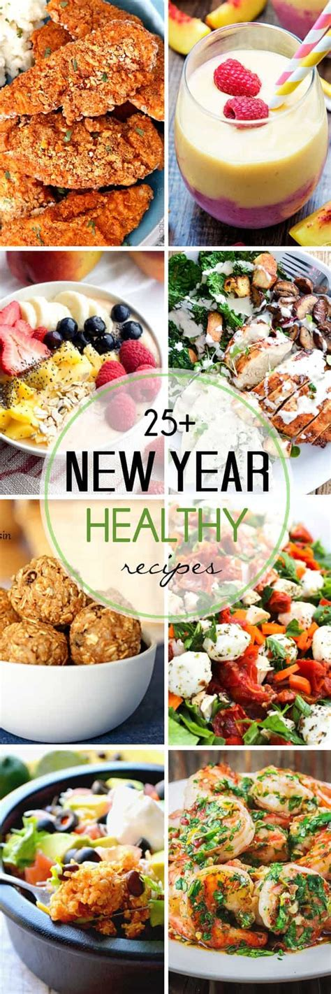 new year food 25 healthy recipes for the new year lemonsforlulu