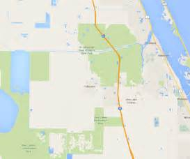 fellsmere florida map i was planning a trip to stick marsh and ran across