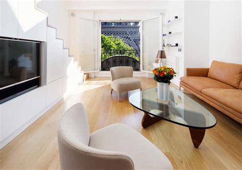 seni menata perabot  ruang  panjang  sempit arsitag