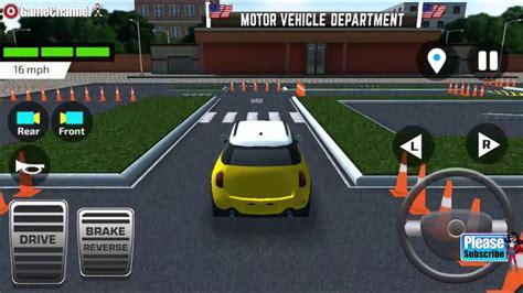 car driving parking school racing games  games
