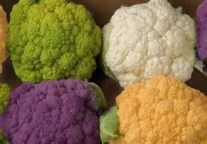 colored cauliflower the newest thing with cauliflower frieda s inc the