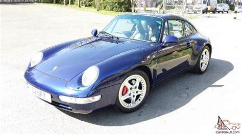 Porsche Targa 993 by Porsche 993 911 Targa Varioram Manual