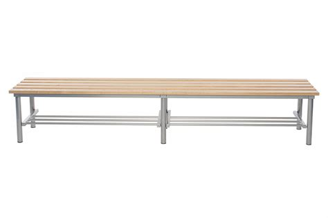 dressing room bench club mezzo freestanding changing room bench benchura